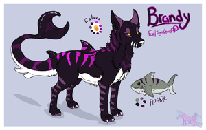 Arii Sharkdog Ref by nightspiritwing