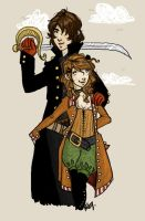 Pirates by rethe