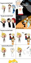 roxas is forever alone by interocativo