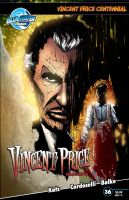 Vincent Price Presents by AzurekStudios