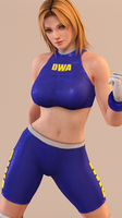 Tina 3DS Render 16 by x2gon