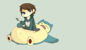 snorlax pixel for darth by cheese-drop