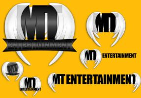 MT Entertainment logo project by brianb