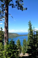 Lake Tahoe IV by esee