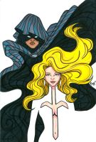Cloak and Dagger Headshot by RichBernatovech