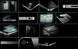 iPhone 4 HD Close-Up Gallery by xXmatt69Xx1