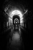 Eastern State: Catacombs by VonKrooz
