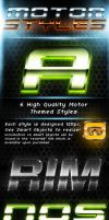 Motor Styles by Xiox231