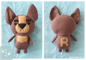 Chuihuahua Plush Doll by ShokuninUrufu
