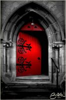 The red door by brijome