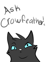 Ask crowfeather by chlckadee