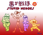 Arty Heroes - Stupid Heroes by TopperHay