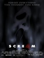 Scream 4 Poster by ryansd