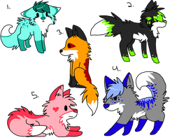 fox adopts CLOSED by toxicwolfadopts