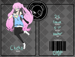 Cheka PH APP by CiaChan