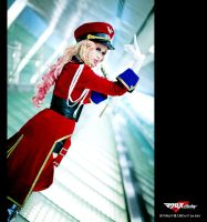 Sheryl Nome: Inverse Gravity by Astellecia