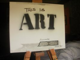 Does This Make Me An Artist? by Absent-Minded-Idiot