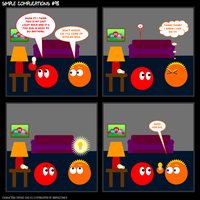SC98 - Marvin's Bright Idea by simpleCOMICS