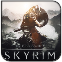 The Elderscrolls V Skyrim by Narcizze