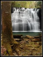 Big Falls at Little Stoney by MariusStormcrow