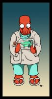 Zoidberg by M-Everham