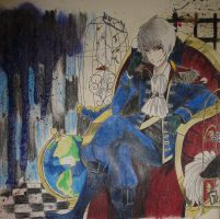 Prussia -- Coloured by ViAMaRiZz