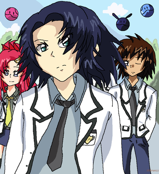 Athrun In Special A by Athrunzz