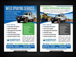 Astron Weed Spraying Services by sercor