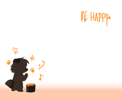 Happiness by Sliced-Penguin