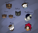 DoW Halloween dress up by whirlwind002