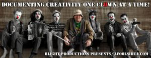 Documenting one clown at a time by BlightProductions