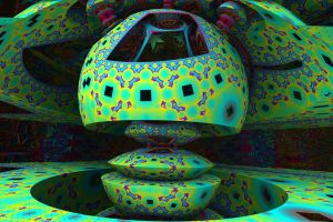 Funkadelic Mushrooms by GrahamSym