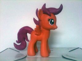 Scootaloo Custom - Regular Size by Xaphriel
