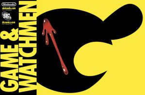 Game and Watchmen by NoPLo