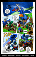 Re-Color: STH 191 Pg 11 :Version 1: by Ziggyfin