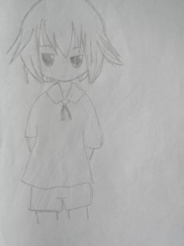 Litlle Ikuto by Ladydevil116