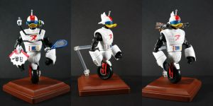 Custom Gizmo Duck Figure by kodykoala