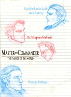Master and Commander by brittanyandalvin