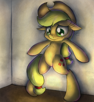 Scurred Colored by leadhooves