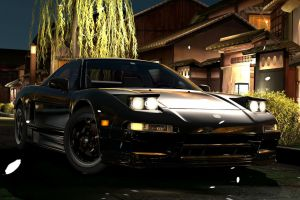 My Black NSX by NightmareRacer85