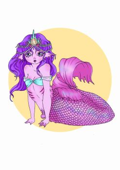 Mermay day 12 by Louielei