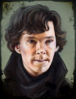 Sherlock, beloved by ladunya