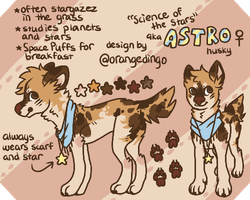Astro by tickmarks