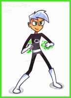 Danny Phantom by PhintasticParu
