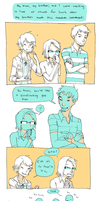 I'm also a good-looking gay man. by HJeojeo