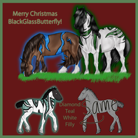 Merry Christmas BGB by painted-cowgirl