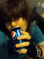 Male Form- Just One Pepsi by Elena15