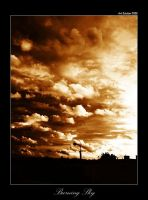 Burning Sky by vlr