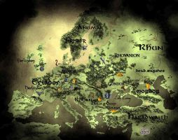 Europe is middle earth by Arminius1871