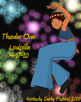 APH: Thunder Over Louisville by LaMademoiselleRouge